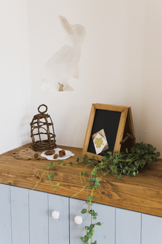 使いやすくおしゃれな玄関スペース(シノスタイル・木もれ陽物語)