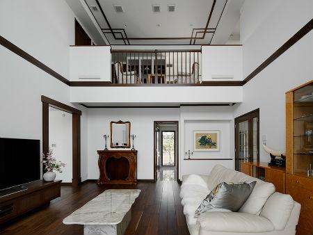 三井ホームの輸入住宅2_伝統美を継承したオーセンティックなチューダー様式