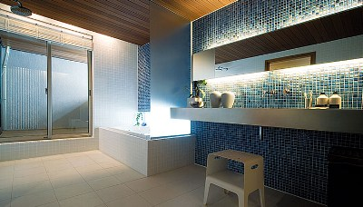 住友林業の物件、浴室・洗面所画像1