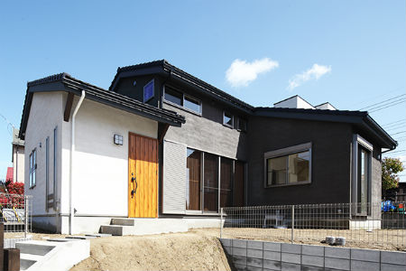 木のすまい工房の健康住宅1