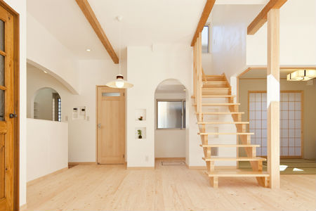 木のすまい工房の健康住宅2