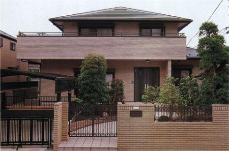 スズユウ工務店の施工例2_和の重厚感があらわれた注文住宅